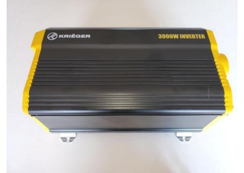 Krieger 3000watt power inverter