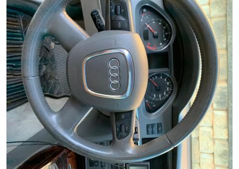 2006 Audi A6 Quattro 3.2 - Silver - $3,100