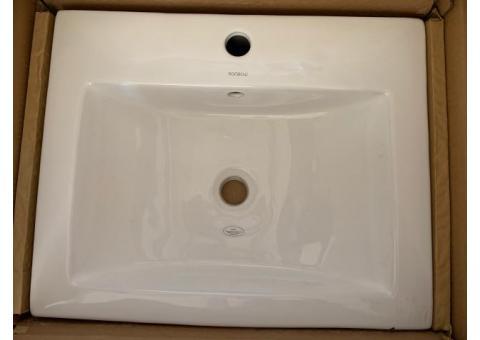 Porcelain Sink - New